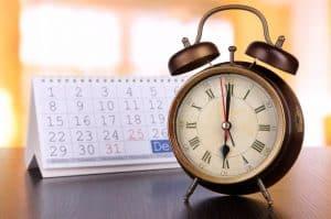 Как определить последний день срока давности любого нарушения?